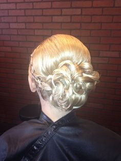 Hair done by Celia aka Cici at Salon Wet mount airy nc