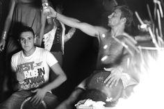 """""""Bonfires and rum""""  San Lorenzo, Sicily, 2015  Blink Imaging"""