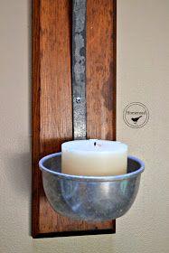 vintage-ladle-candle-holder www.homeroad.net