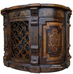 Wine Cabinet Buffet Online @ Accents of Salado