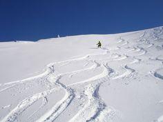 Abfahrt Plankenhorn Ski Touring, Skiing, Mountains, Nature, Travel, Alps, Ski, Naturaleza, Viajes