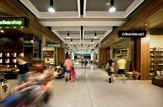 westfield food court | Lighting Design and Light Art Magazine Image Westfield Doncaster by ...