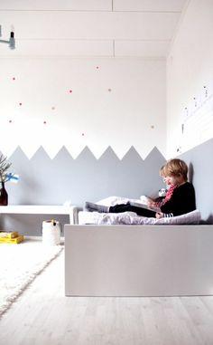 Perfekt Kinderzimmer Wandfarbe Nach Den Feng Shui Regeln Aussuchen