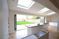 Conservatories, Open Plan Living, Home Kitchens, Extensions, Kitchen Ideas, Home Improvement, New Homes, Modern, House