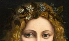 Portrait of a Youth Crowned with Flowers, 1490, Giovanni Antonio Boltraffio