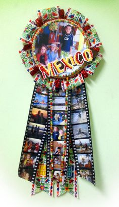MexicoRosette with film strip printable  FROM JUST SOMETHING I MADE BLOG  COOL FOR A BIRTHDAY RIBBON