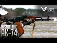 Inside The The guys over at Vickers Tactical have made another Badass Video for us to enjoy. This Video shows you what is going on inside of an while Firing, in slow motion. Inside The AK … Ak 74, Kalashnikov Rifle, Tactical Survival, Tactical Gear, Assault Rifle, Firearms, I Movie, Hunting, Guns