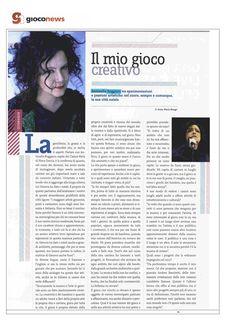 Febbraio 2017 - Gioco News intervista Antonella Ruggiero.