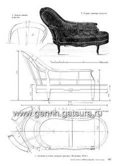 классическая мебель чертежи: 16 тыс изображений найдено в Яндекс.Картинках