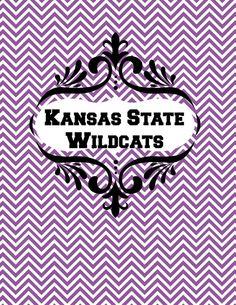 Kansas State WIldcats! Chevron