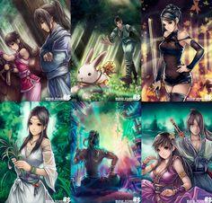 Wuxia Novel by WUDUO on deviantART