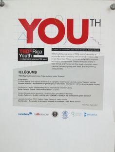TEDx Riga Youth 2012