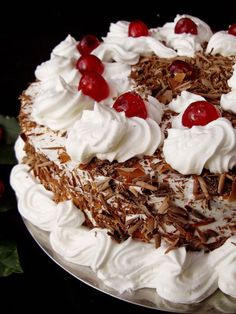 Torta Havana | Božské recepty Sweet Recipes, Cake Recipes, Pavlova, Carrot Cake, Havana, Food And Drink, Cooking Recipes, Pie, Sweets