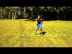 Five soccer drills for improving agility | Soccer Drills Videos