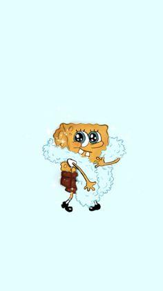 Spongebob Iphone Wallpaper, Disney Phone Wallpaper, Baby Blue Wallpaper, Iphone Background Wallpaper, Light Blue Aesthetic, Blue Aesthetic Pastel, Iphone Wallpaper Tumblr Aesthetic, Aesthetic Pastel Wallpaper, Walpapers Cute