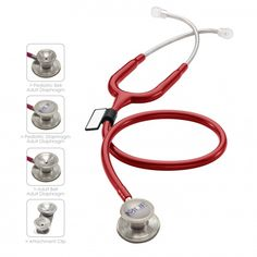 MDF® MD One™ Epoch Titanium Stethoscope (MDF777DT)