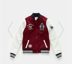 Varsity jacket♡