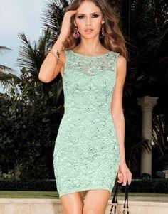 6cb8581a Lipsy Lace Sequin Bodycon Dress Korte Kjoler, Designer Kjoler,  Studenterbal, Produkter, Blonder