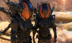 Space Force II, Mark Chang