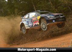 WRC 2015, Rallye Australien, Coffs Harbour, Andreas Mikkelsen, Volkswagen Motorsport II, Bild: Sutton