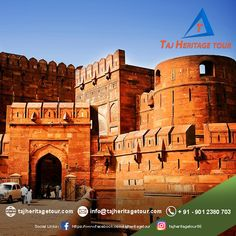 Taj Heritage Tour Present Golden Triangle Tour 3 Days, in this interesting package we travel to three historic places of India. The Delhi Agra Jaipur tour package is very impressive with the history of India. History Of India, Golden Triangle, Agra, Day Tours, Jaipur, Us Travel, Louvre, Mansions, House Styles