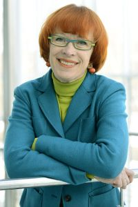 Marja-Liisa Manka on yrittäjä ja työhyvinvoinnin professori.