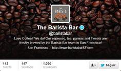 Fotos Twitter de portadas de Barista Bar