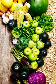 Variety of vegetables in ribbon shape at farmers market Royalty Free Stock Photo. Get superb discounts on images, illustrations, Videos and music clips at iStockphoto with Coupons.