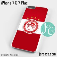 olympiakos Phone case for iPhone 7 and 7 Plus