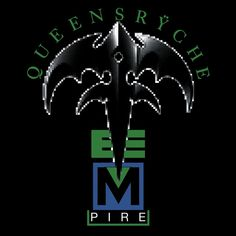 Queensrÿche Empire Anniversary Edition Vinyl Mastered by Joe Reagoso at Friday Music Studios and Capitol Records in Hollywood, Queensrÿche are and Hard Rock, Geoff Tate, Friday Music, Empire, Pochette Album, Metal Albums, Rainy Night, Capitol Records, Great Albums