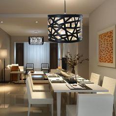 Lámparas Comedor | Decoración de interiores | Pinterest | Salons ...