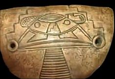 "Previous pinner: ""Amazing new Mayan artifacts prove the extraterrestrial connection between the Maya and their galactic visitors. Interestingly, while Quetzalcoatl was described by the Maya as appearing to be Caucasian, having blonde hair and blue eyes, some of the artifacts appear to have African characteristics, thus giving credence to the hypothesis that our civilization was seeded here from various star nations."""