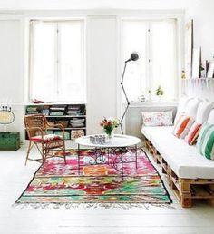 mein wohnzimmer mit sofa aus europaletten
