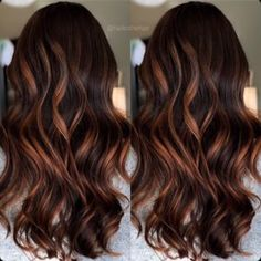 32 Auburn Haare Farben Perfekt Für Den Herbst | Hair Color Auburn, Auburn Hair, Auburn Colors, Hair Color Guide, Low Lights Hair, Fall Hair Colors, Balayage Hair, Haircolor, One Color