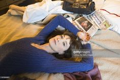 Singer Carla Bruni is photographed for Paris Match on January 17, 2014 in Saint Raphael, France.