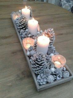 70 DIY Christmas Ornaments For Home Decorations Ideas 073