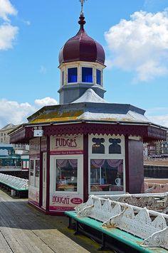 Blackpool North Pier Kiosk