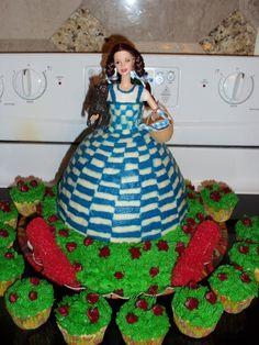 Dorothy Doll Cake