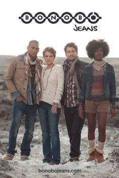 Les jeans homme ou jeans femme de la collection en cours en solde jusqu'à -50% ! chez BONOBO