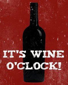 Vinho!