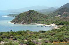 Playa de Buen Hombre, Monte Cristi, R.D.