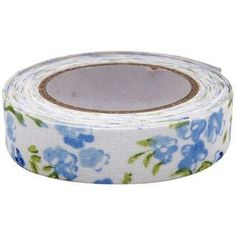 Fabric Washi Tape - Spring Flower