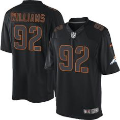 43 Best Sylvester Williams Jersey: Authentic Broncos Women's Youth  for sale