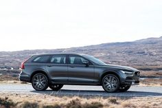 blogmotorzone: Volvo V90 Cross Country, lee más en http://blogmotorzone.blogspot.com.es/2016/09/volvo-v90-cross-country.html