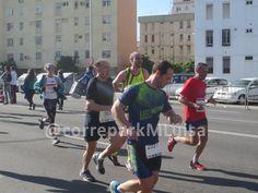 Galería llegada a meta de la Carrera Nervión San Pablo.