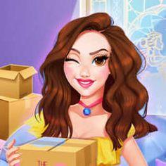 لعبة فتح صناديق الفلوجر الجميلة Vlogger Beauty Boxes Unboxing لعبة جديدة من العاب #العاب_مكياج الرائعة جداً علي موقع العاب ميزو. Disney Characters, Fictional Characters, Disney Princess, Makeup, Art, Make Up, Art Background, Kunst, Beauty Makeup