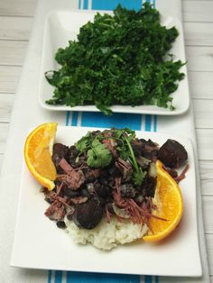 Kosher Brazilian Feijoada Recipe - a whole menu is coming soon.