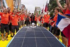 Crowdfunding voor vierde wiel Nuna7 zonnewagen
