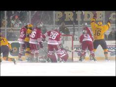Highlights: Gopher Men's Hockey Beats OSU 1-0 in Hockey City Classic