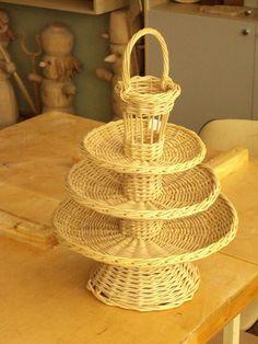 Фруктовница-конфетница-печенюшница | Страна Мастеров